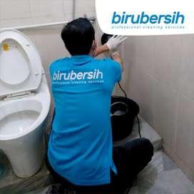 Jasa Kebersihan Salon Toilet Profesional - birubersih
