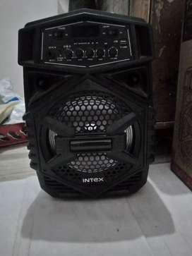 Bluetooth speaker big radio fm
