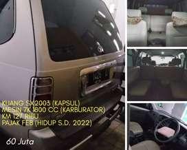 Toyota kijang sx2003 (kapsul)
