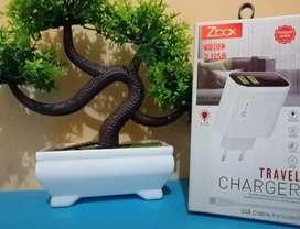 Charger HP Android 2 Cabang Sudah Fast Charging