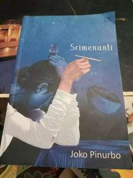 Novel Sastra - Srimenanti