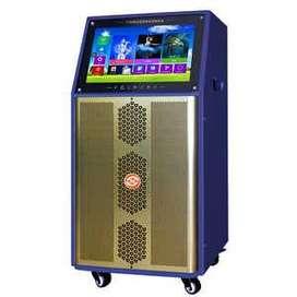 Dance Audio Video Mobile Portable Bluetooth Trolley Speaker