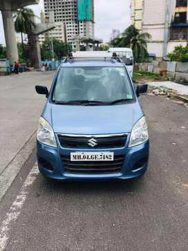 Maruti wagonR CNG