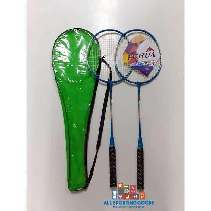 Raket Badminton / Bulutangkis Dewasa Fuhua 601 Isi 2 Import