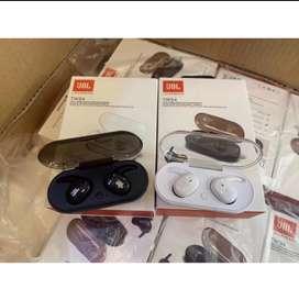 Headset Bluetooth JBL TWS 4 Wireless Earphone Bluetooth READY