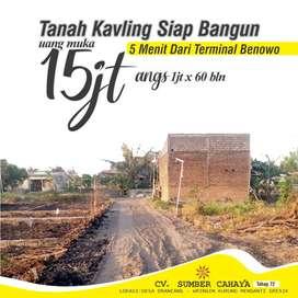 Tanah Kavling TOP Kredit Tanpa Bank