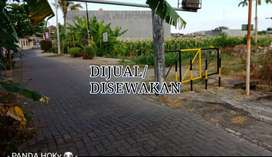 DIJUAL/DISEWAKAN TANAH DISETURAN