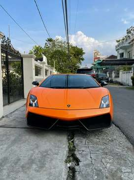 For Sale Now !!! Lamborghini Gallardo 50th Anniversary Edition Arancio