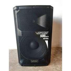 TERBAIK Speaker Aktif 15 inch Monitor VERSE AD15ZLX AD 15ZLX 500 watt