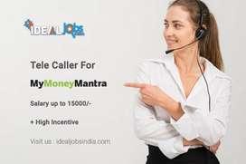 Tele caller
