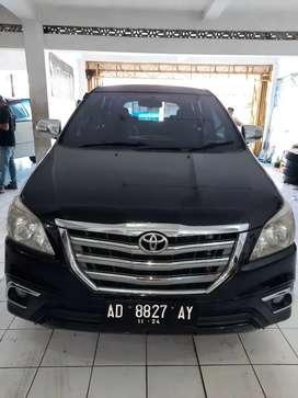 Innova Diesel 2012 G Barong Up Grade AD