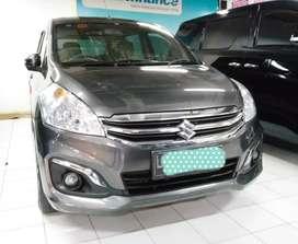 Suzuki ertiga 2017 diesel hybrid manual dp 21 juta