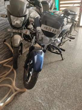 Bajaj Vikrant V-15, New Condition, 150 CC, Blue Colour