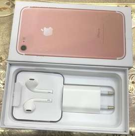 New brand apple iphone 7 32GB all colours