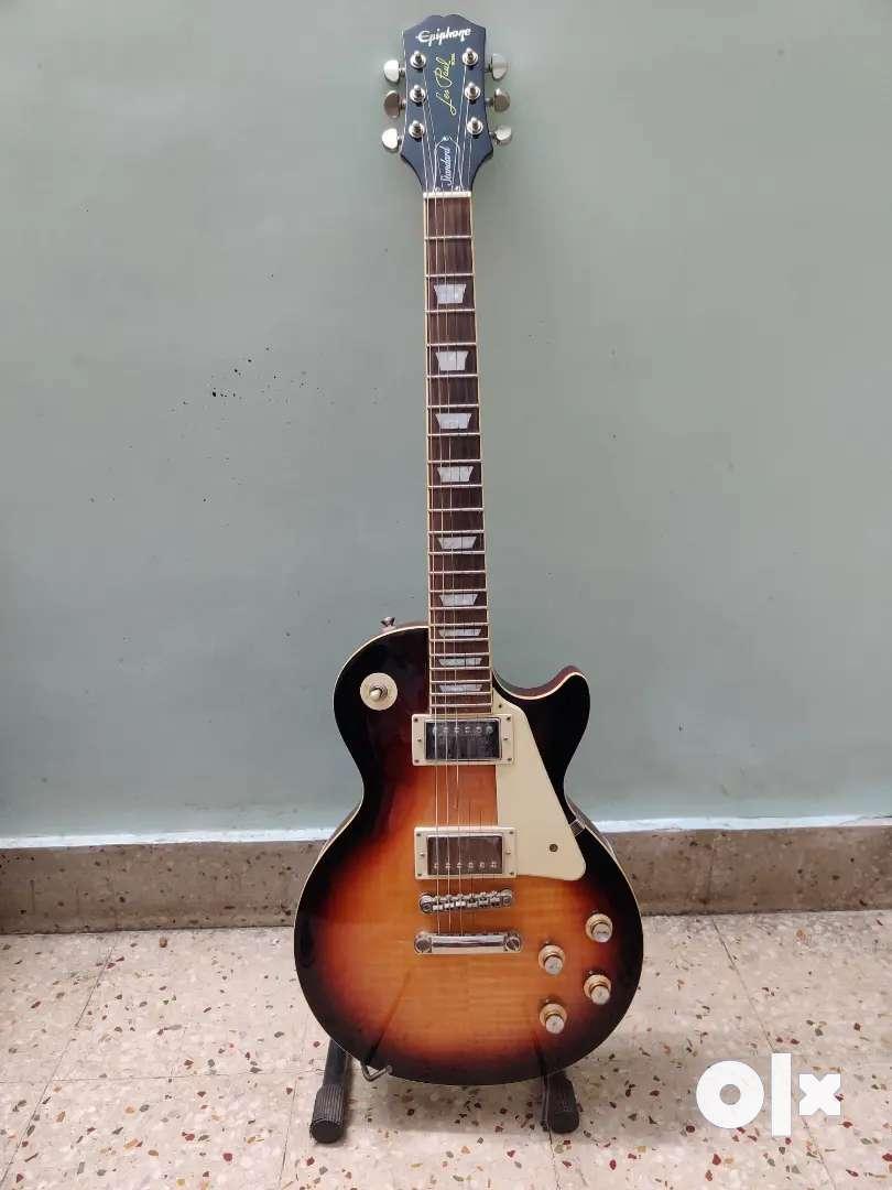 Epiphone, Electric Guitar, Les Paul Standard 60s -Bourbon Burst
