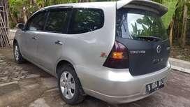 Nissan Grand livina xv 2009 metik trima TT tinggal pake