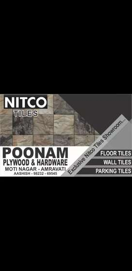 Manager for Tiles Showroom