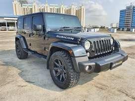Jeep Wrangler Sahara 3.6 Black 2014