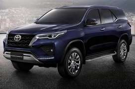 BRAND NEW FORTUNER 2021 (NOT A USED CAR)