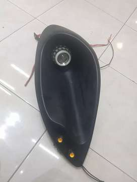 Lampu costume buta on honda brio