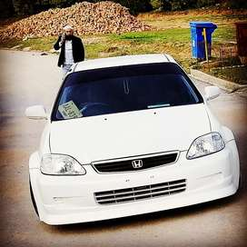 Honda Civic Sports a Master Piese in ISLAMABAD