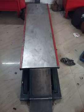 Two wheeler ramp