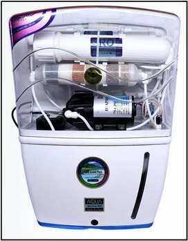 RO+UV+CARBON+UF WATER PURIFEIR WITH BOWL SET Bn