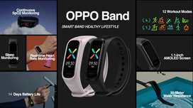 OPPO BAND smart band healthy lifestyle