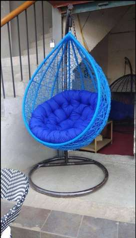 Swing chairs for balcony, garden and terrace at resonable price