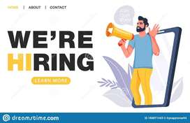 Candidates Searching. Office Based. females Required