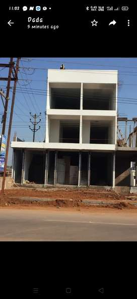 3 Stories Shop for Rent near TI mall in front of milestone School