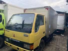 Truck Mitsubishi Colt Diesel Fe 304 Engkel Box 2005 coltdiesel