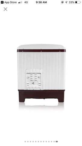 6.2 kg Flipkart Marq washing machine