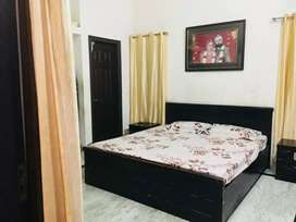 Without owner 3bhk fully furnished flat available GM's road