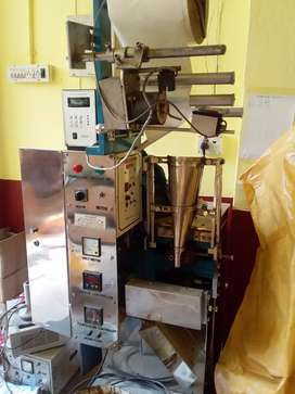 30 ml automatic pouch filling machine