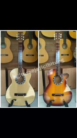 Gitar Askustik Custom Pemula