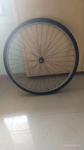 Btwin River Side 50 Front Wheel