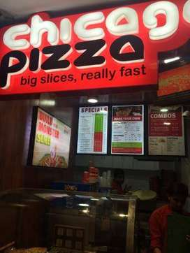 Manager for Chicago Pizza Outlet at 22 Godam, Jaipur