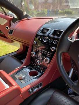 Aston Martin Rapide LUXE, 2015, Petrol
