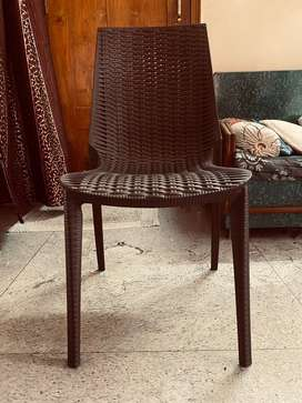 Plastic/iron frame Chairs