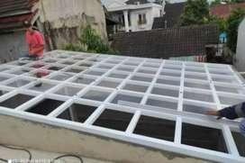 "Kanopi garasi atap solarflat ""7632"