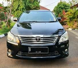 Toyota Kijang Innova V Diesel AT 2012