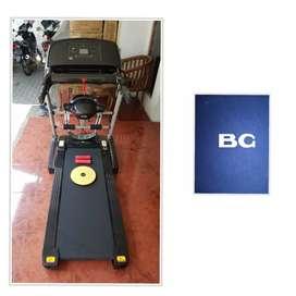 Treadmill Elektrik Series i8