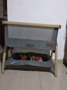 Cozee Tutti Bambini Bedside Crib co-sleeper
