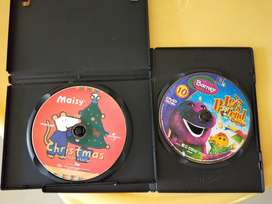 DVD for kids (Barney atau Maisy)