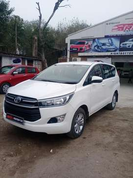 Toyota INNOVA CRYSTA 2.4 GX Manual, 2020, Diesel