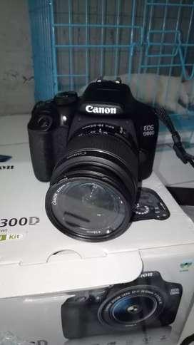 Camera cannon 1300D