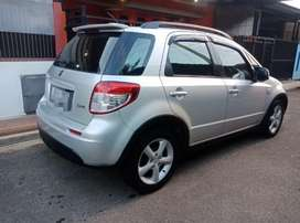 Istimewa!! KM 65RB Suzuki SX4 X Over 2008 A/T | TT swift yaris jazz