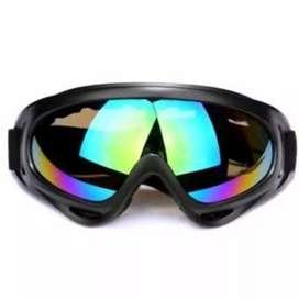 SR Kacamata Google Sepeda