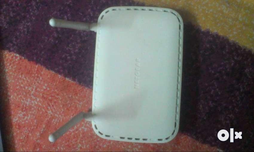 Netgear Router WNR614 N300 wireless router 0